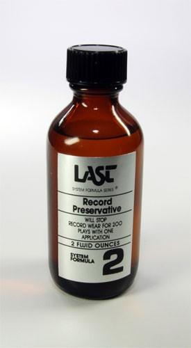 LAST Formula 2 Record Preservative