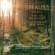 Strauss - Don Juan, Death and Transfiguration, Till Eulenspiegels Merry Pranks