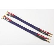 Tellurium Blue Bi-Wiring Link