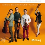 Jean Sibelius - Streichquartet d-moll