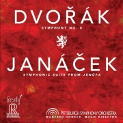 Manfred Honeck & Pittsburgh Symphony - Dvorak: Symphony No. 8 & Janacek: Symphony Suite from Jenufa