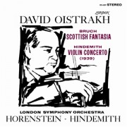 Horenstein / Hindemith & London Symphony: Bruch - Scottish Fantasia & Hindemith - Violin Concerto