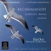 Eiji Oue & Minnesota Orchestra: Rachmaninoff – Symphonic Dances / Vocalise