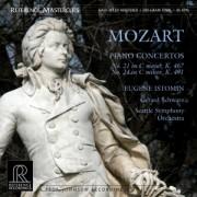 Gerard Schwarz & Seattle Symphony Orchestra: Mozart – Piano Concertos