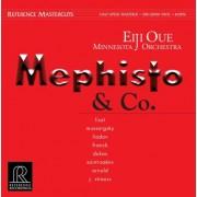 Eiji Oue & Minnesota Orchestra – Mephisto & Co.
