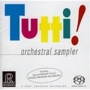 Tutti! - Orchestral Sampler