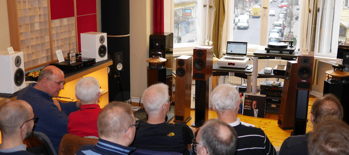 Technikabend bei PhonoPhono