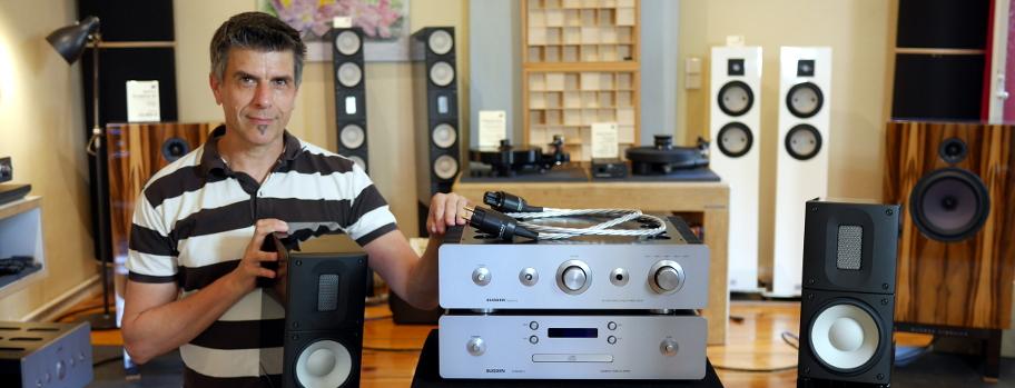 High-End Anlage des Monats: Sugden Verstärker & CD-Player / Raidho Lautsprecher