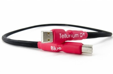 Tellurium Blue Digital-USB-Kabel