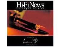 HiFi News Testschallplatte