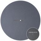 Sonic Voice Leder-Matte Jumbo - Carbon mit Filz-Unterseite