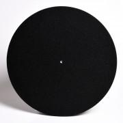 Plattenteller-Auflage Carbon-Filz