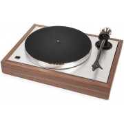 Pro-Ject The Classic Turntable - Gehäuse Walnuss
