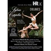 Martin West & San Franciso Ballet Orchestra – Delibes: Sylvia, Coppélia