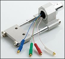 ClearAudio Stability Headshell Aluminium