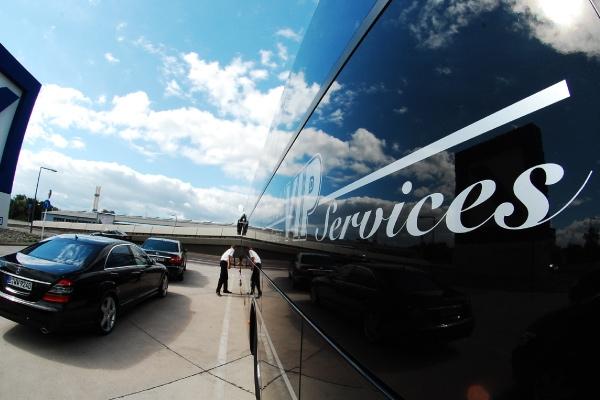 Wunderwald VIP Bus-Service