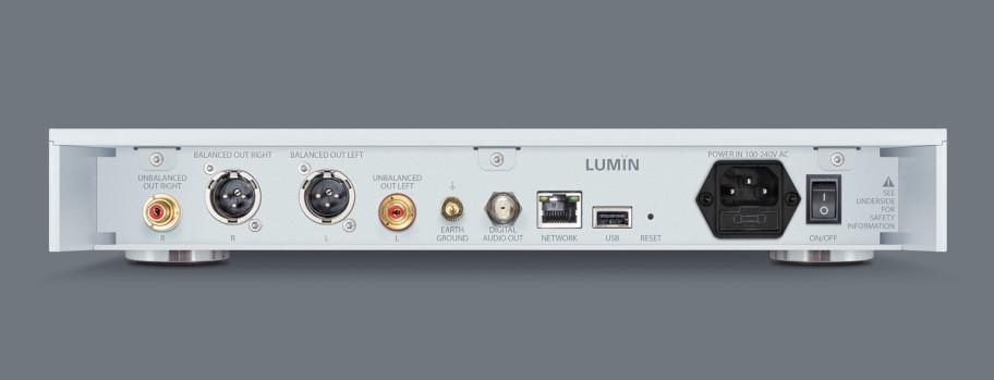 Lumin Streamer